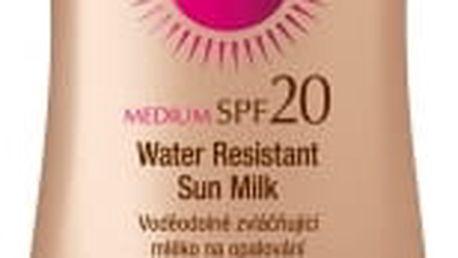 Dermacol Sun SPF20 200 ml opalovací přípravek na tělo pro ženy