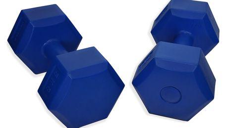 Šestihranné činky DUVLAN Addie 2 x 5 kg