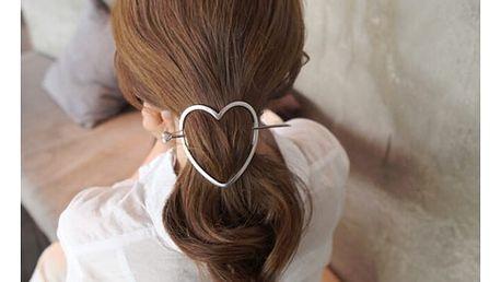 Kovová ozdoba do vlasů - různé varianty