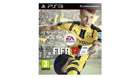 Hra EA PlayStation 3 FIFA 17 (92169111)