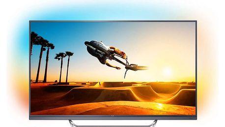 Philips 49PUS7502 - 123cm - 49PUS7502/12 + Druhá 60cm TV Philips 24PFS5231 v ceně 6000 kč