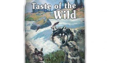 Granule Taste of the Wild Pacific Stream Puppy 6 kg + Doprava zdarma