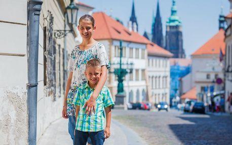 Pohádkové Hradčany aneb procházka pro nejmenší