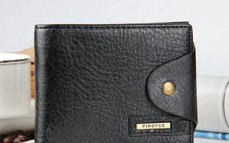 Pánská peněženka s kapsou na mince