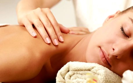 Relaxační masáž pro dokonalé uvolnění