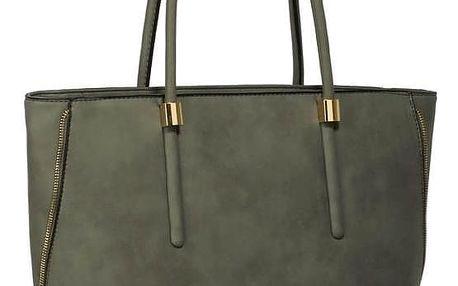 Šedá kabelka L&S Bags Truda
