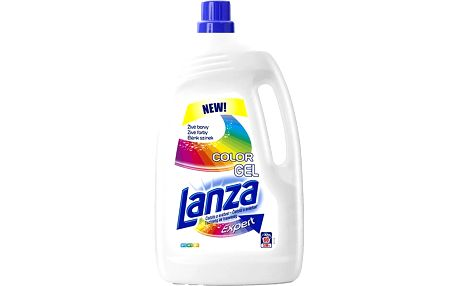 LANZA Expert Gel Color 3,96 l (60 dávek) - prací gel