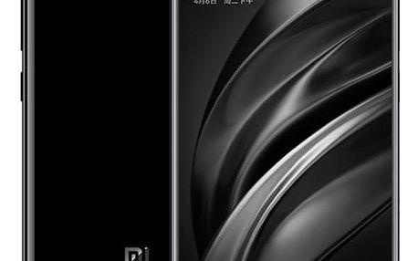Xiaomi Mi6, 64GB, černá - PH3447
