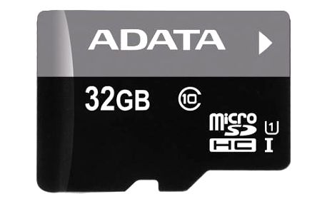 ADATA Micro SDHC Premier 32GB UHS-I AUSDH32GUICL10-R