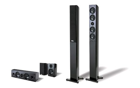 Set reprosoustav Pure Acoustics Dream Tower