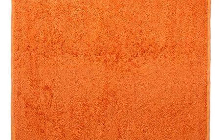 4Home Ručník Bamboo Premium oranžová, 50 x 100 cm