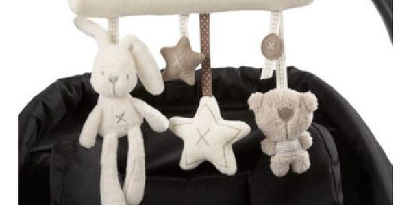 Závěsná hračka nad kočárek nebo postýlku