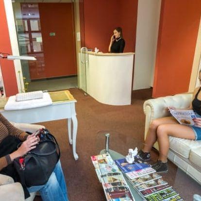 Až 90min. luxusní kosmetické ošetření pro dámy v Praze