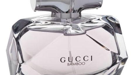 Gucci Gucci Bamboo 75 ml parfémovaná voda pro ženy
