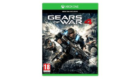 Gears of War 4 (Xbox ONE) - 4V9-00021