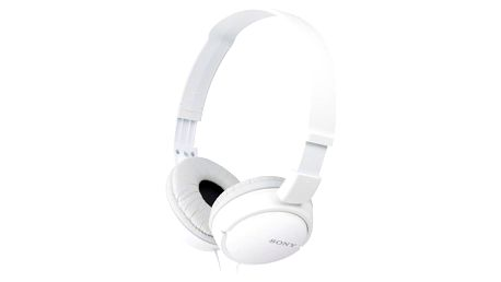 Sony MDR-ZX110, bílá - MDRZX110W.AE
