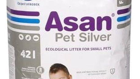 Podestýlka Asan Pet Silver 42l
