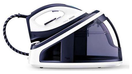 Žehlicí systém Philips FastCare GC7710/20 modrá + DOPRAVA ZDARMA