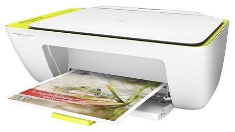 HP Deskjet Ink Advantage 2135 - F5S29C + Herní podložka pod myš myš A4tech X7-300MP (v ceně 159,-)
