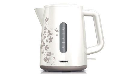 Rychlovarná konvice Philips HD9300/13 bílá/krémová