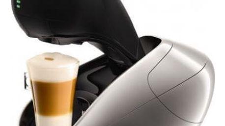Espresso Krups NESCAFÉ® Dolce Gusto™ Movenza KP600E31 stříbrné
