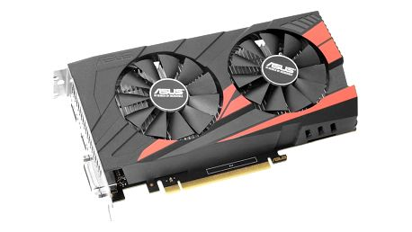 ASUS GeForce GTX 1050 EX-GTX1050-O2G, 2GB GDDR5 - 90YV0A84-M0NA00 + Kupon na hru ROCKET LEAGUE, platnost od 30.5.2017 - 25.9.2017