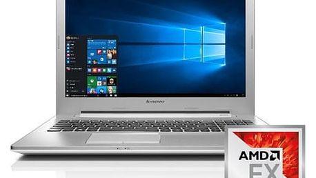 Notebook Lenovo Z50-75 (80EC00MKCK) stříbrný