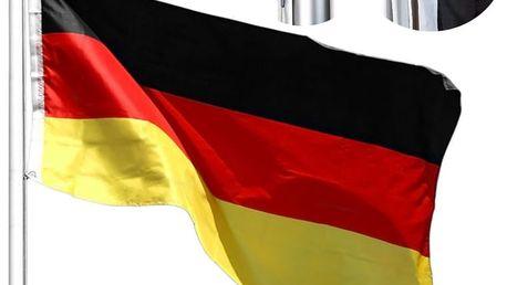 Vlajkový stožár na vlajku 6,2 m