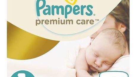 Plenky Pampers Premium Care Newborn vel. 1, 88 ks