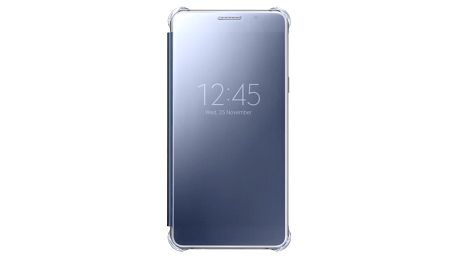 Samsung EF-ZA510CB ClearView Cover A5 2016, černý - EF-ZA510CBEGWW