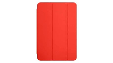 Pouzdro na tablet Apple Smart Cover pro iPad mini 4 - Orange (MKM22ZM/A)