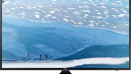 Samsung UE43KU6072 - 108cm + Flashdisk A-data 16GB v ceně 200 kč