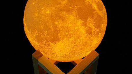 Magický svítící Měsíc - LED světlo