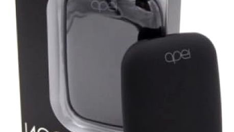 Apei Qi L4000 Powerbank (Black) - External Wireless Powerbank