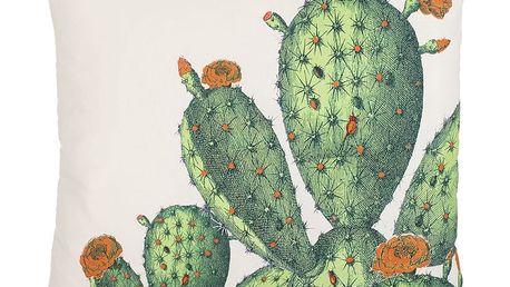 Povlak na polštář Apolena Cactus, 43 x 43 cm