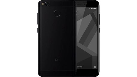 Xiaomi RedMi 4X LTE - 32GB, černá - PH3264