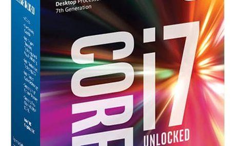 INTEL Core i7-7700K 4.2GHz/8MB/LGA1151/Kaby Lake