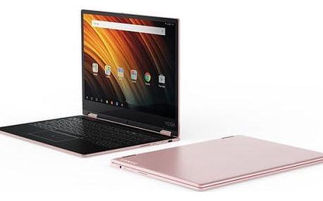 Notebook Lenovo Yoga A12 (ZA1Y0096CZ) růžový