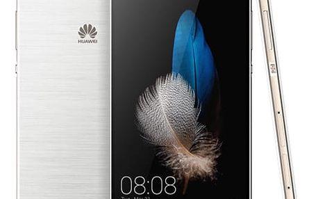Huawei P8 Lite, Dual SIM, bílá - SP-P8LITEDSWOM