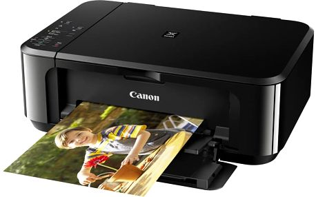 Canon PIXMA MG3650, černá - 0515C006