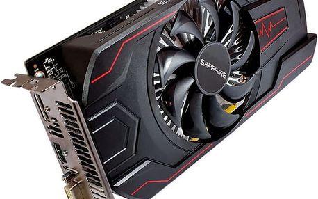 Sapphire Radeon PULSE RX 560 OC, 4GB GDDR5 - 11267-00-20G + Quake Champions platný do 31.12.2017