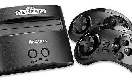 Sega Genesis Classic - 857847003455
