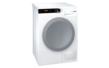 Sušička prádla Gorenje Advanced D8666N bílá
