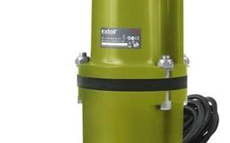 Čerpadlo hlubinné EXTOL CRAFT 414170 zelené + Doprava zdarma