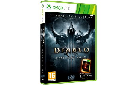 Diablo III: Reaper of Souls - Ultimate Evil Edition - X360 - 5030917149443