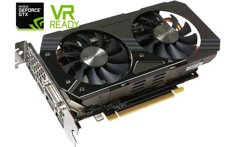Zotac GeForce GTX 1060 AMP, 3GB GDDR5 - ZT-P10610E-10M + Kupon na hru ROCKET LEAGUE, platnost od 30.5.2017 - 25.9.2017