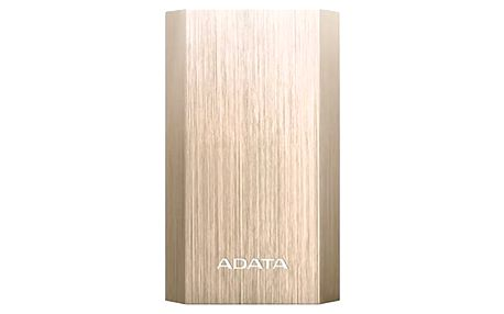 ADATA Power Bank A-Data A10050 10050 mAh - zlatá