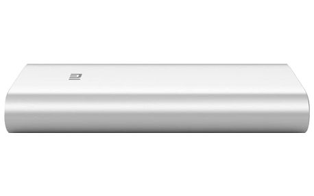 Xiaomi Power Bank 16000 mAh, stříbrná - NDY-02-AL