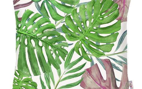 Povlak na polštář Apolena Palm Paradise, 43 x 43 cm
