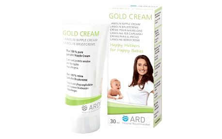 ARDO GoldCream 10 ml – Lanolin